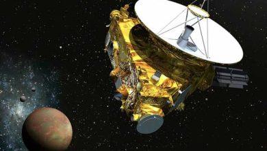 Photo de New Horizons : les premières images de Pluton