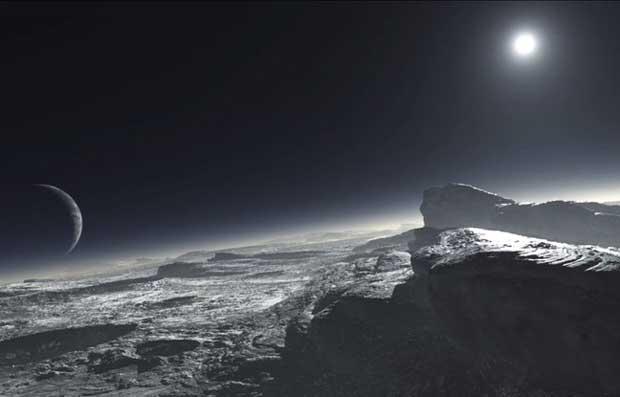 New Horizons va commencer sa mission aux abords de Pluton 1
