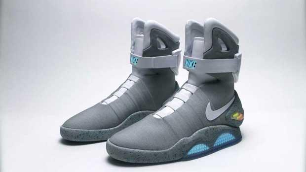 Nike : l'annonce des baskets « Retour vers le Futur » a surpris tout le monde 1