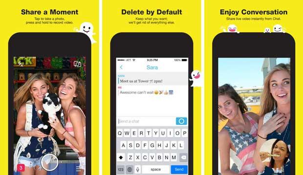 Nouvel An : SnapChat s'affiche sur Times Square 1