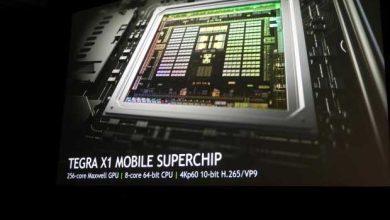 Photo of Nvidia : un processeur Tegra X1 deux fois plus rapide qu'un Tegra K1