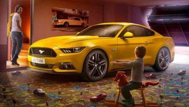 Photo de Il faudra débourser 35 000€ pour une Ford Mustang
