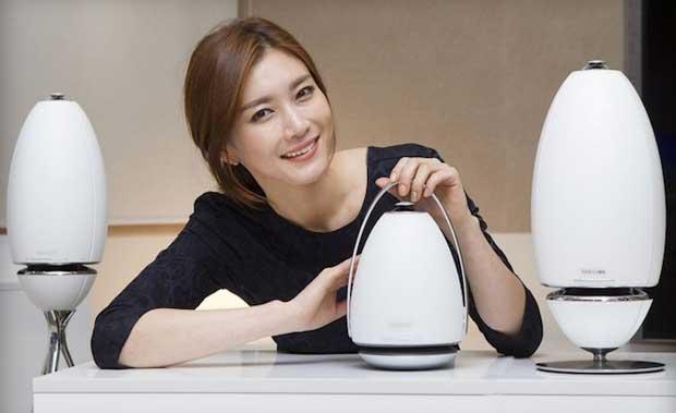 Samsung : deux nouvelles enceintes Multiroom 1