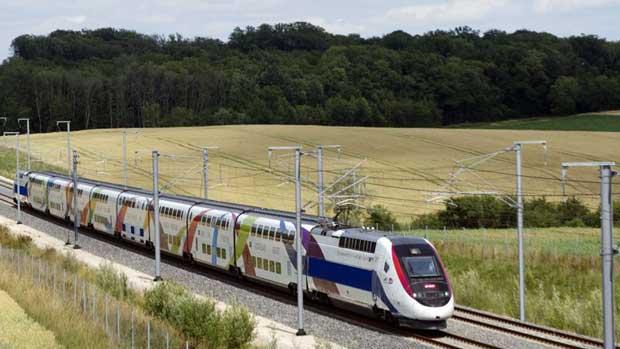 SNCF : un appel d'offres pour le Wi-Fi dans le TGV 1