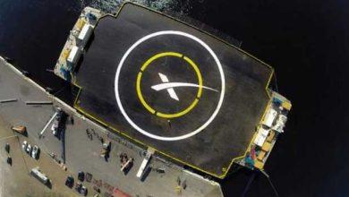 Photo de SpaceX va tenter de faire atterrir le premier étage de sa fusée Falcon 9