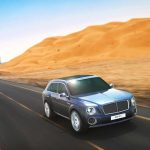 SUV : Bentley officialise le nom de Bentayga