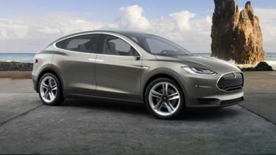 Photo de Tesla : le crossover Model X arrivera en 2016