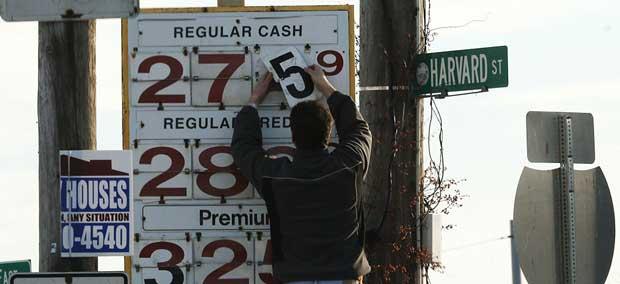 Tout le monde ne profite pas de la baisse du prix du pétrole 1