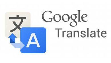 Photo de Google traduction : Google travaille aussi sur une solution en temps réel