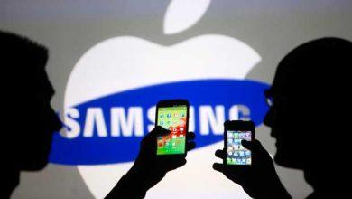 Photo of Vente de smartphones : Apple au coude à coude avec Samsung