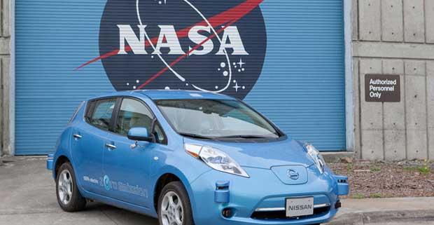 Voiture autonome : un partenariat entre Nissan et la NASA 1