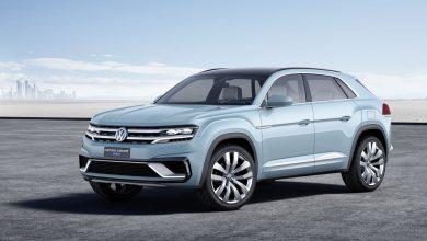 Photo de Cross Coupé GTE : concept-car d'un crossover hybride rechargeable signé Volkswagen