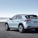 VW Cross Coupé GTE : encore un concept-car de son futur SUV américain