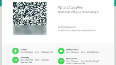 Photo of WhatsApp : une version web qui déçoit