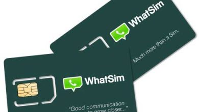Photo of WhatSim : 10 euros/an pour utiliser WhatsApp à l'international