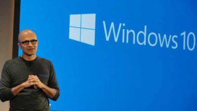 Photo of Windows 10 : avec quelques effluves d'Apple