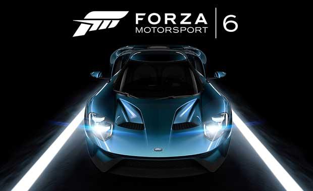 Xbox One : Forza Motorsport 6 se dévoile en vidéo 1