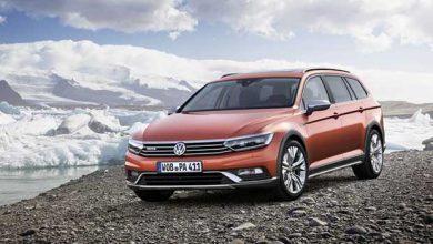 Photo de La Volkswagen Passat Alltrack à dévolution totale en formule aventurier