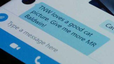 Photo de Android : Skype adopte les envois hors-ligne