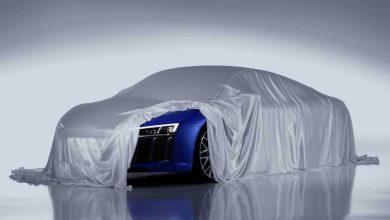Photo de Audi : une première image officielle de la R8