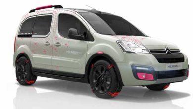 Photo de Berlingo Mountain Vibe : un concept-car pour attendre le nouveau Berlingo