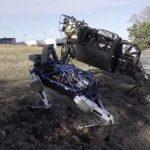 Boston Dynamics présente un chien robot plus petit, plus agile