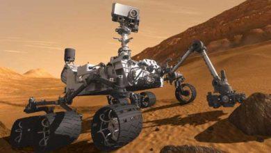 Photo de De l'eau du Mars ? Ça se précise