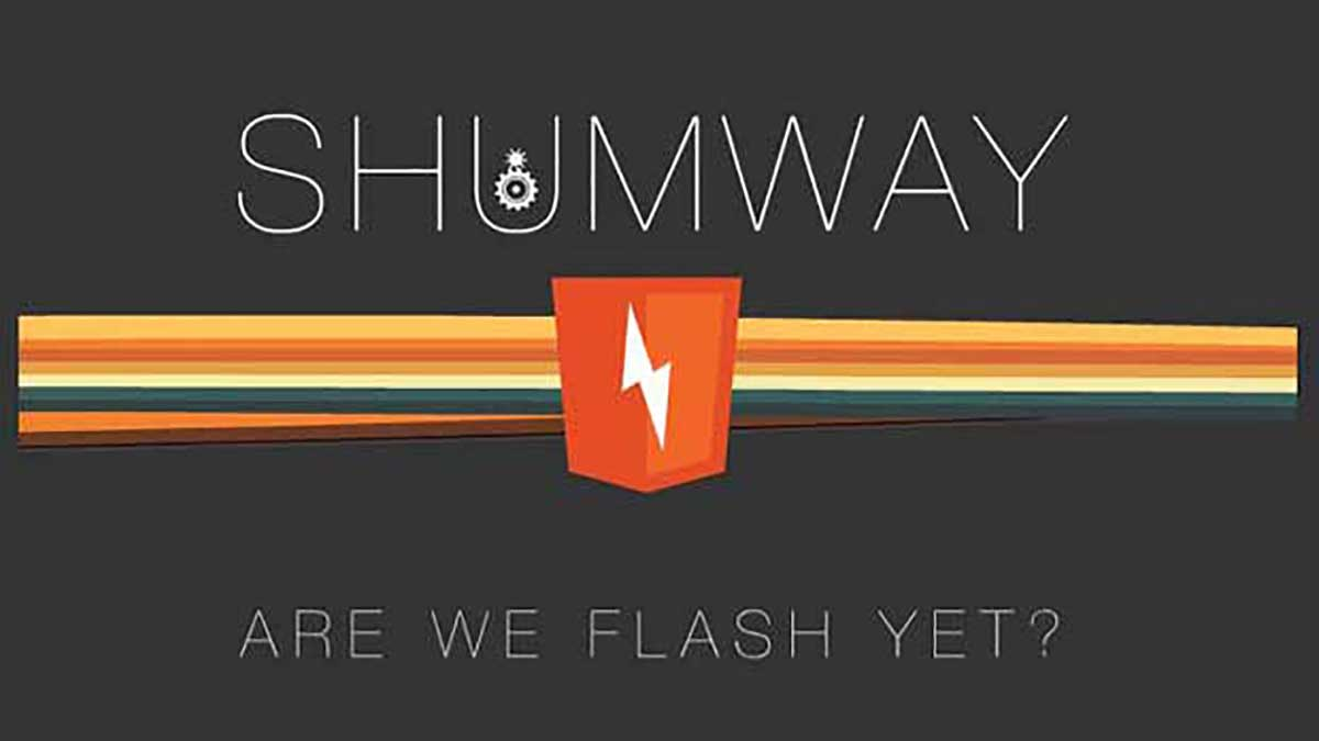 Firefox passe au lecteur Flash open source Shumway