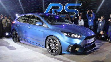 Photo de Ford : la nouvelle Focus RS s'expose à Cologne