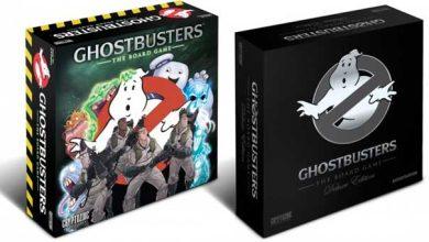 Photo de Ghostbusters : déjà plus de 630 000 dollars pour le jeu de société