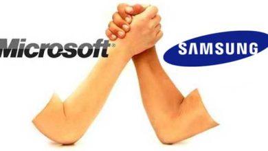 Photo de Guerre des brevets : Microsoft et Samsung enterrent la hache de guerre