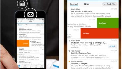 iOS : Microsoft lance Outlook