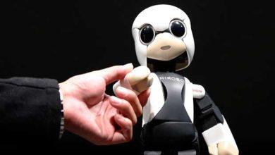 Photo de ISS : le robot androïde Kirobo revient sur Terre