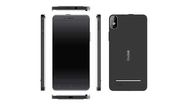 Kodak : le smartphone IM5 arrive en Europe