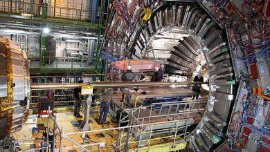 Photo de CERN : le grand collisionneur de hadrons est plus beau que jamais