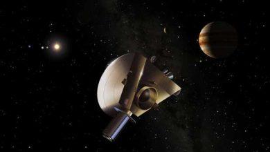 Photo de Les yeux de la NASA sont fixés sur Pluton