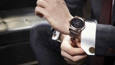 Photo of LG présente une G Watch R de luxe : la Watch Urban