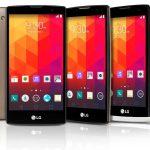 LG : quatre nouveaux smartphones pour le MWC 2015