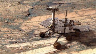 Photo de Mars : 11e anniversaire d'Opportunity