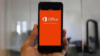 Photo of Microsoft ajoute le support d'iCloud à Office pour iOS