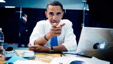 Photo de Barack Obama a eu droit à la primeur du premier iPhone