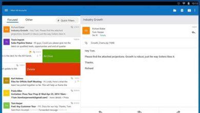 Outlook : enfin un vrai client pour Android et iOS