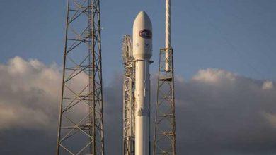 Photo de Pas d'atterrissage historique pour SpaceX