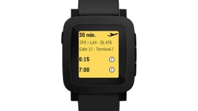 Photo de Pebble : une smartwatch couleur pour demain ?