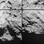 Rosetta a fait un survol rapproché de Tchouri