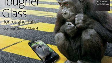 Photo de Project Phire : un verre à la résistance au choc du Gorilla Glass et celle aux rayures du saphir