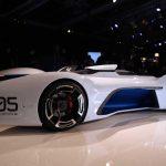 Alpine Vision Gran Turismo : Renault présente un modèle à l'échelle 1:1 2