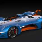 Alpine Vision Gran Turismo : Renault présente un modèle à l'échelle 1:1 23