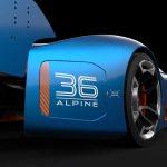 Alpine Vision Gran Turismo : Renault présente un modèle à l'échelle 1:1 21