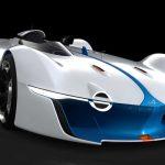 Alpine Vision Gran Turismo : Renault présente un modèle à l'échelle 1:1 38